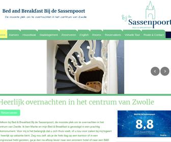 Bed and Breakfast Bij de Sassenpoort