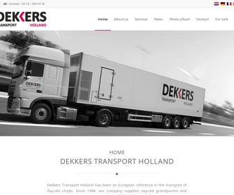 Dekkers Transport Holland B.V.